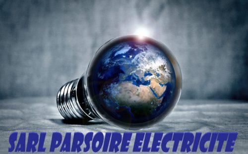 logo SARL PARSOIRE ELECTRICITE